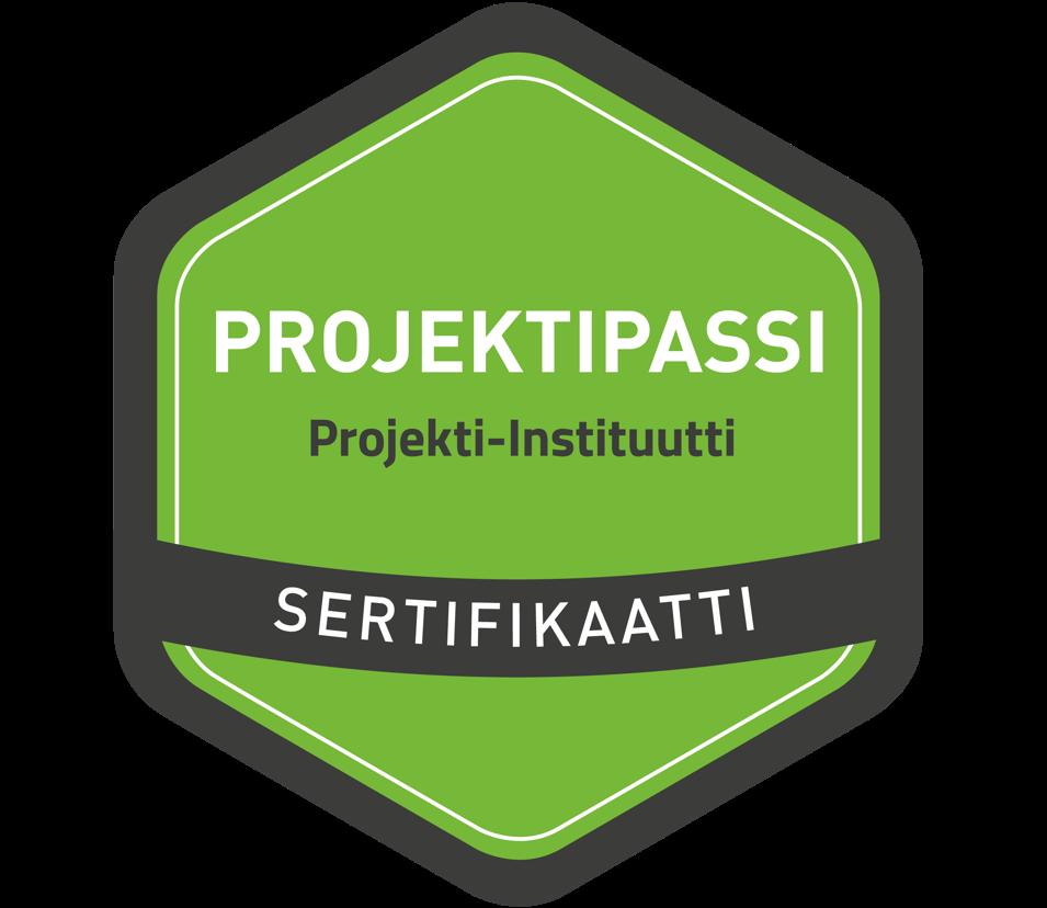 Mikä on Projektipassi™?